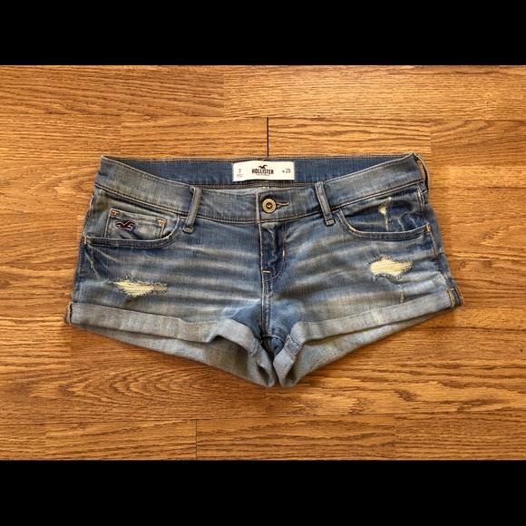 Hollister Pants - Hollister short shorts size 7